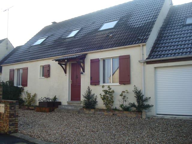 Maison proche Meaux et Disney - Nanteuil-lès-Meaux - Haus