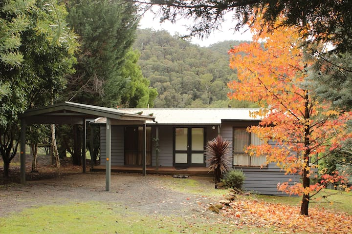 Riverdell - 3 bedroom house at the Mt Buller base - Merrijig