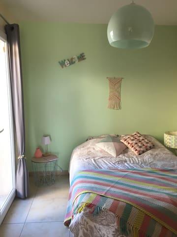 Chambre confortable - Saint Germain - Rumah
