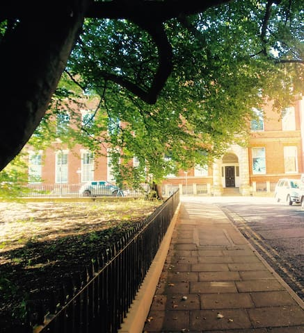 Great location in the heart of the city - Preston - Leilighet