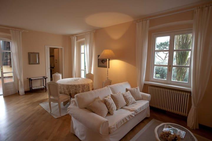 Magnolia- Luxury apartment - Vigliano Biellese - Villa