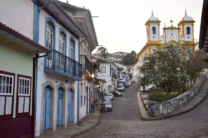 Balcony House - Ouro Preto