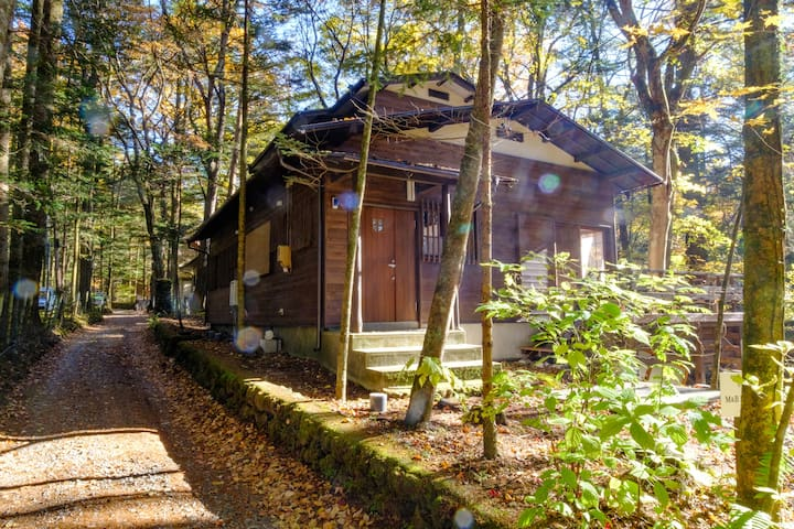 M&B House - Karuizawa-machi - Huvila