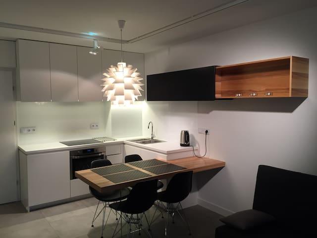 MOHO apartament, 200m od morza - Dziwnówek - Daire