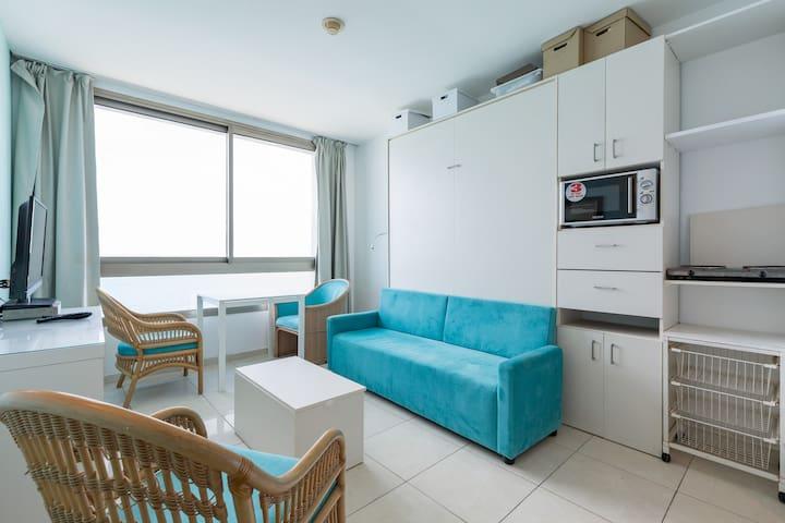 Amazing apartment with full sea view - Netanya - Appartamento