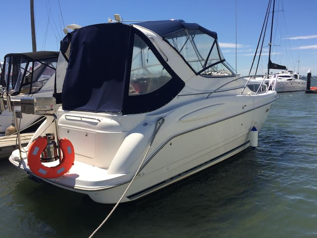 Edgar the Boat - Williamstown