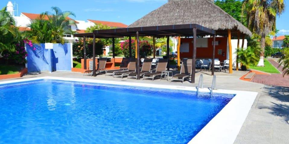 4 Bedroom Home - Nuevo Vallarta - Close to Beach - Nuevo Vallarta - Casa