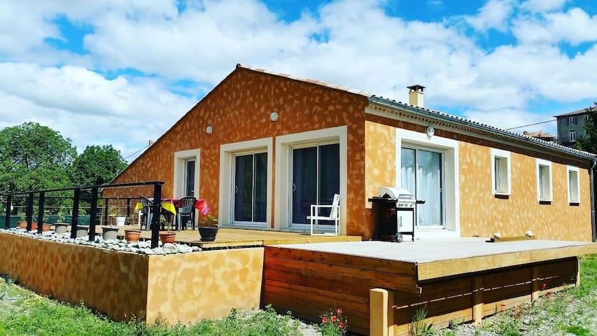 Espace et convivialité à laragne - Laragne-Montéglin