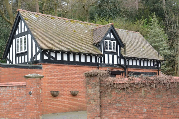 THE COACH HOUSE: Self Contained Apartment - Church Stretton - Casa de vacaciones