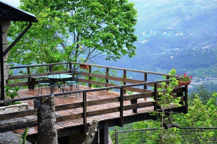 Abrigo de Montanha Pedra Pinta - Gerês - 別荘
