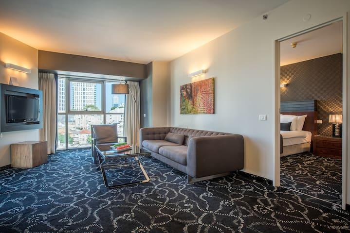 Rimonim Tower Hotel. - Ramat Gan - Bed & Breakfast