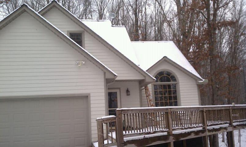 Mountain Hollow 3 - Sylva - Rumah