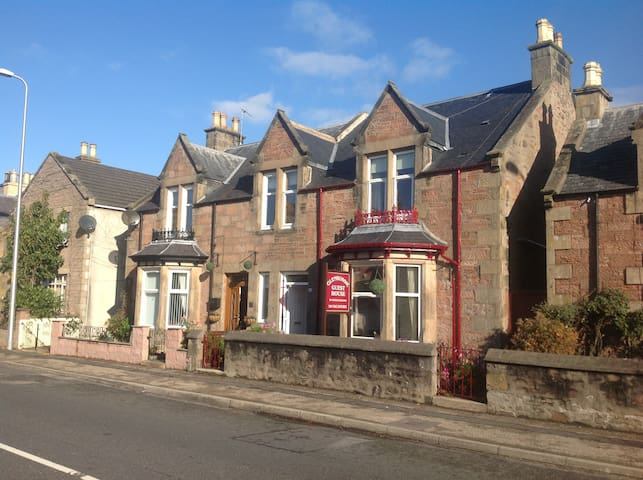 Glenrossie Guesthouse - Inverness