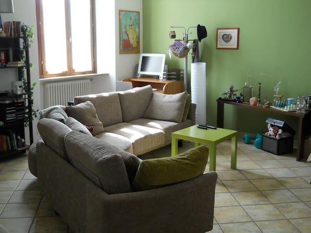 La Casetta Hippie - Cesena - Apartamento