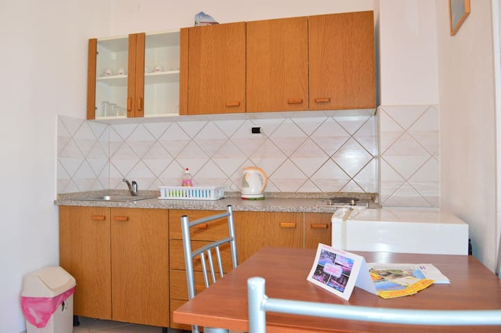 Apartments Milić / One bedroom A1 - Gornji Karin - Daire