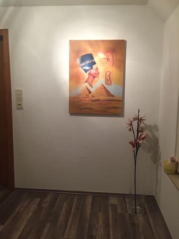 Gemütliche eigene Etage mit Bad - Burbach - Casa