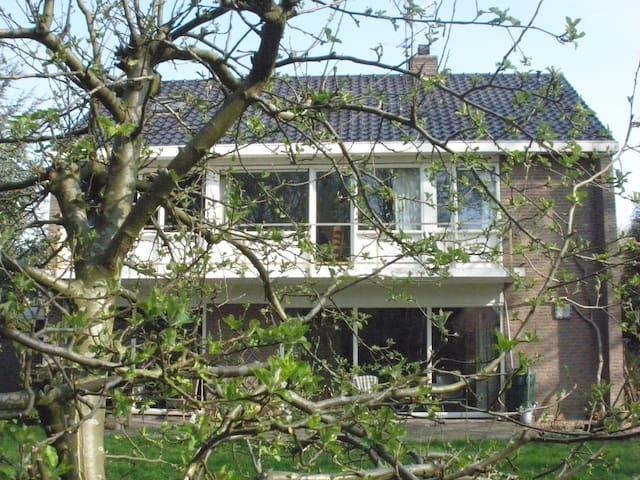 T'Huys-Sylvia van Erning - Wagenborgen - House