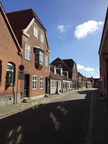Cozy apartment in the center of Ringkøbing - Ringkøbing - 公寓