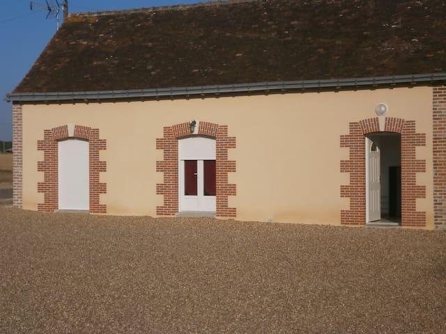 """Gîte de La Plessardière """"La Grenouillère"""" - Crotelles - Ev"""
