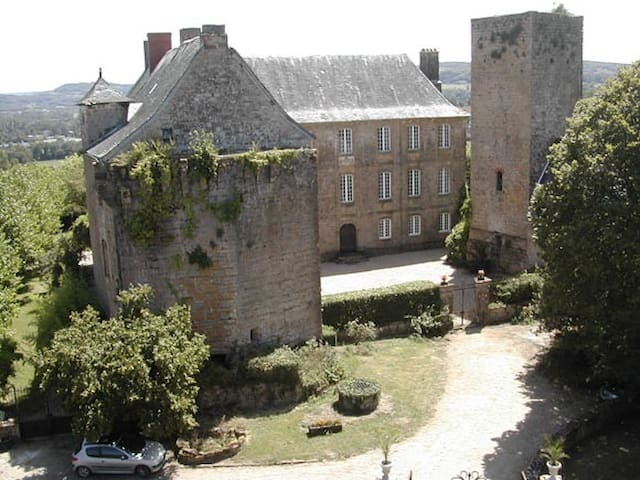 Rocamadour - Padirac - Brive - Cavagnac - Bed & Breakfast