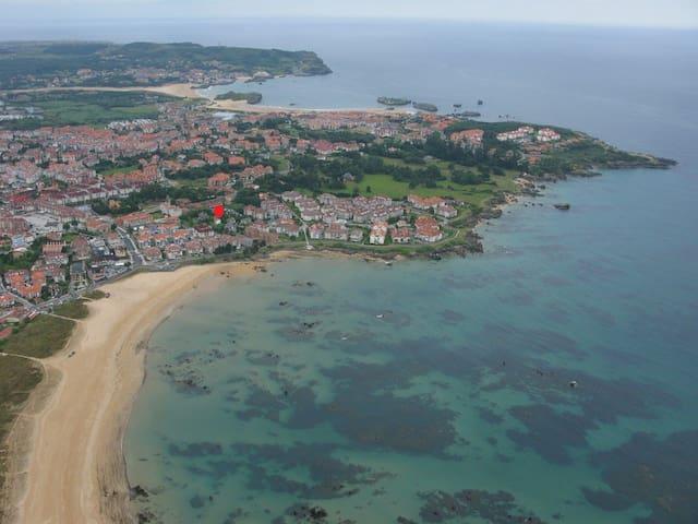 precioso duplex cerca de la playa - Noja - Maison