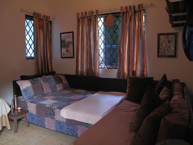 Suite Shack in Anjuna, Goa - Anjuna - Lainnya