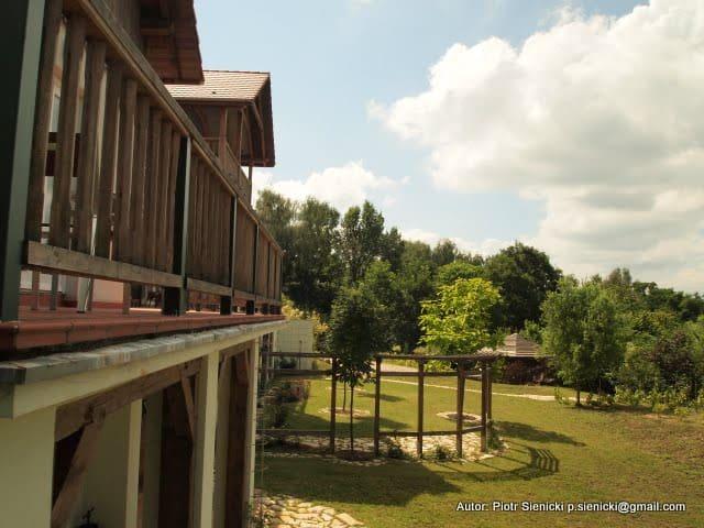 Peaceful & comfortable oasis(apt.1) - Kazimierz Dolny - Departamento