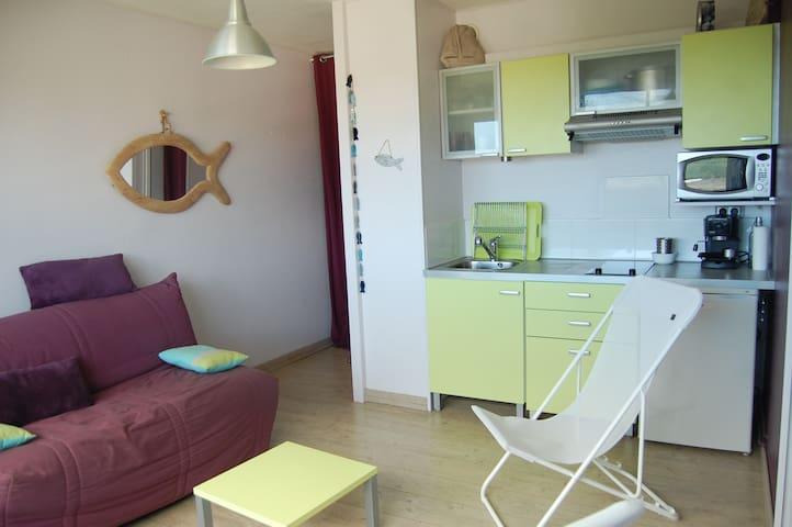 Appartement Villers sur mer  - Villers-sur-Mer - Apartamento