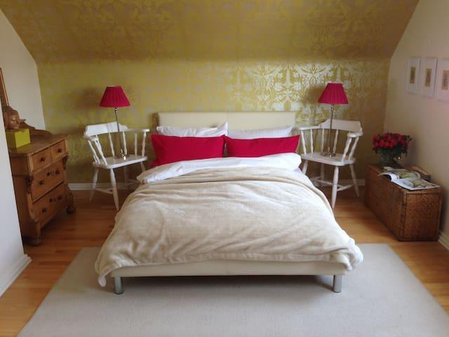 Schönes Zimmer an der Lahn. - Villmar - Oda + Kahvaltı
