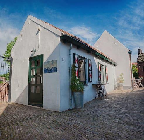 Authentiek vakantiehuisje - Terneuzen - Hus