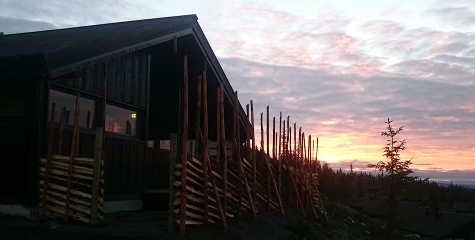 Cabin at Sjusjøen near Lillehammer - Sjusjøen - 통나무집