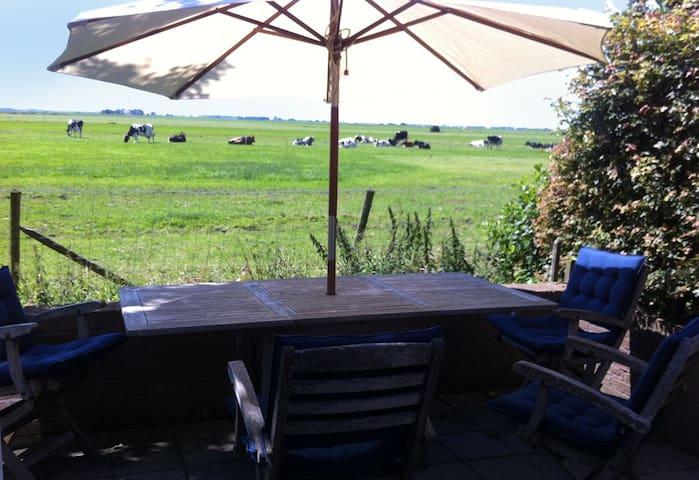 Vakantiehuis a/d Fluessen-Elahuizen - Elahuizen - Villa