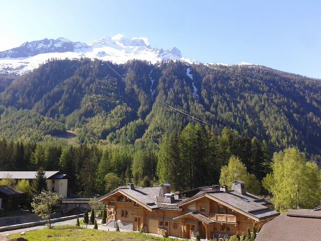 2 pièces cosy et lumineux - Argentières, Chamonix