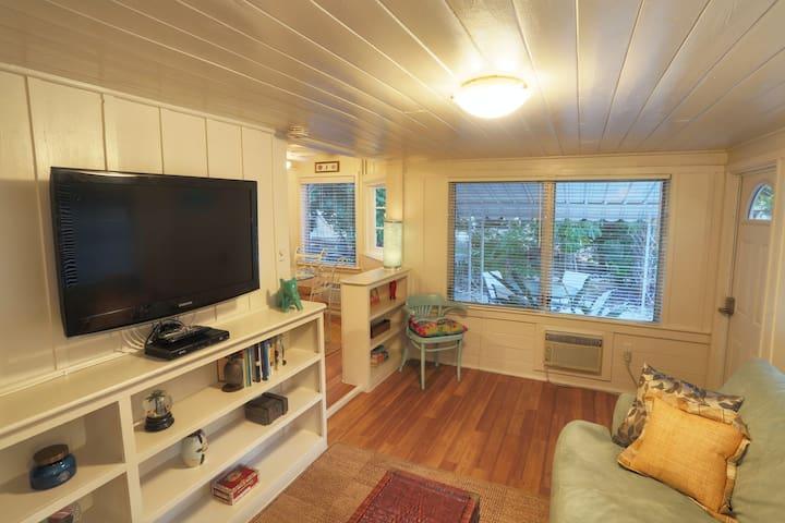Cute Siesta Key Cottage! Renovated! - Siesta Key - Casa