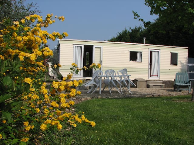 Location Mobil-homes 5 personnes - Roches