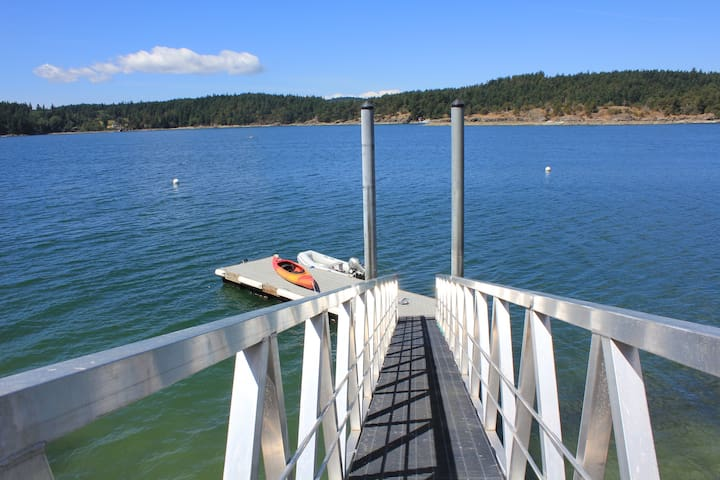 The Cottages at Twin Coves, Orcas Island (#2 of 2) - Истсаунд - Гостевой дом