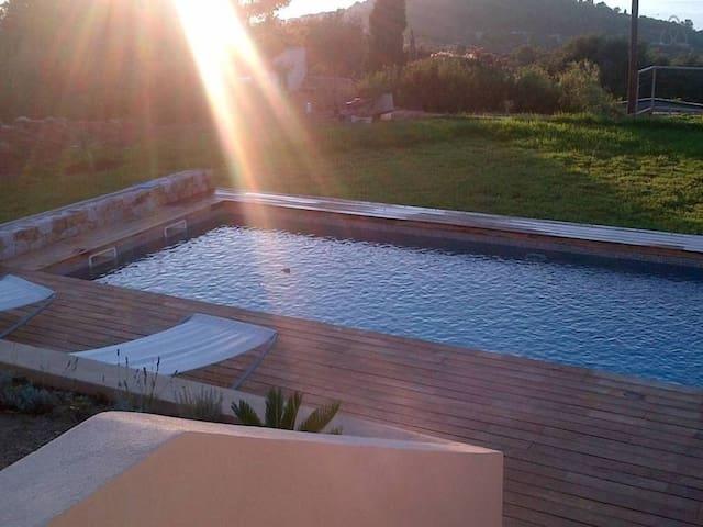 CASA STENA villa&piscine Corbara proche Ile Rousse - Corbara - Villa