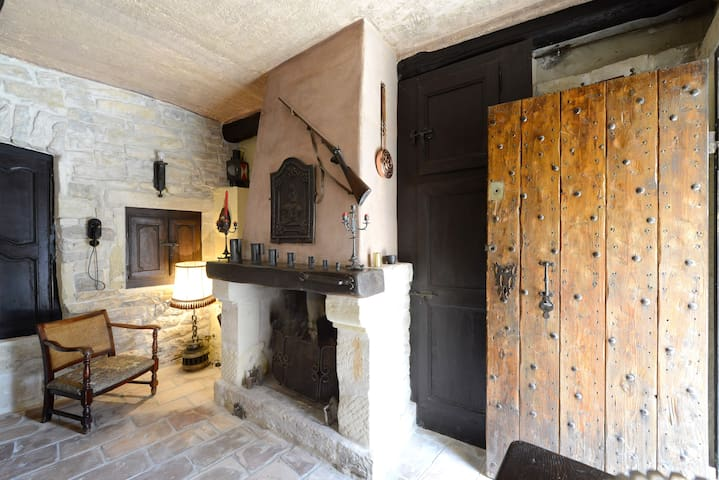 Authentic southern french house - Nages-et-Solorgues