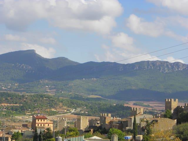 Montblanc paradise for naturelovers - Montblanc Prenafeta - Ev