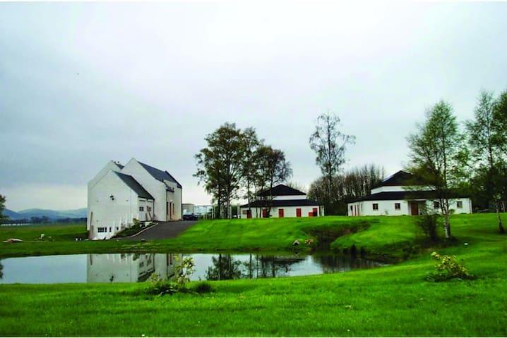 Stylish self-catering annex - Glencarse - Σπίτι