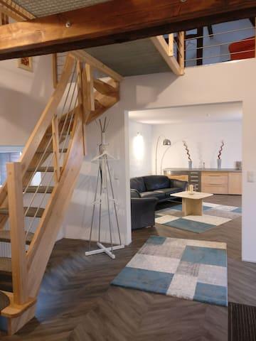 Modernes Gästehaus für 4 Personen - Salzgitter - Ev
