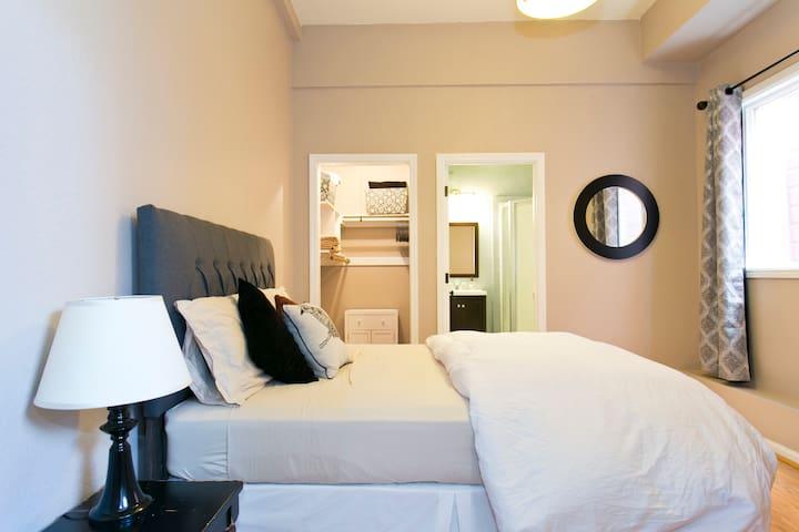 Quiet Mission Studio - San Francisco - Apartemen