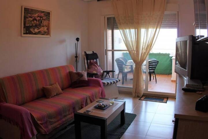 Bel appartement a côté plage naturiste Cabanes - Cabanes - Apartmen