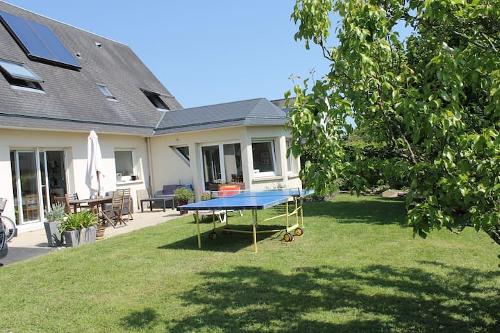 House near Caen and beaches - Authie