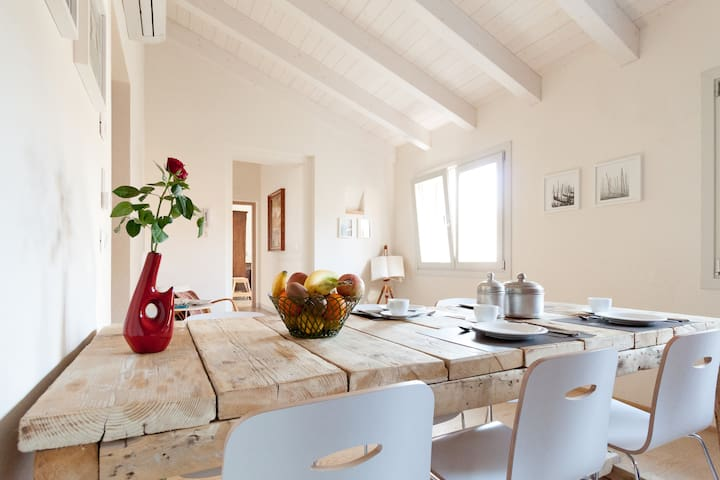 Casa Nina - easy to reach Venice - Venice - Hus