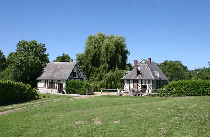 Normandy farmhouse - Saint-Julien-le-Faucon - Ev