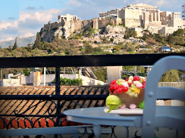 New!In the Neighborhood of the Gods-Acropolis View - Athene - Appartement