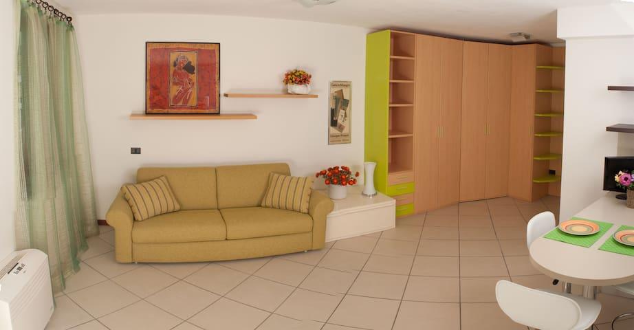 New Equipped Studio  - Oleggio - Loft
