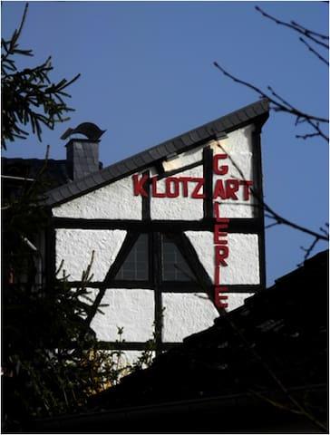 Urlaub mit Charme  Nürburgring-Nähe - Antweiler - Bed & Breakfast
