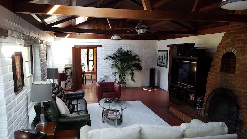 Private Ranch Style Adobe Home - El Cajon - Huis